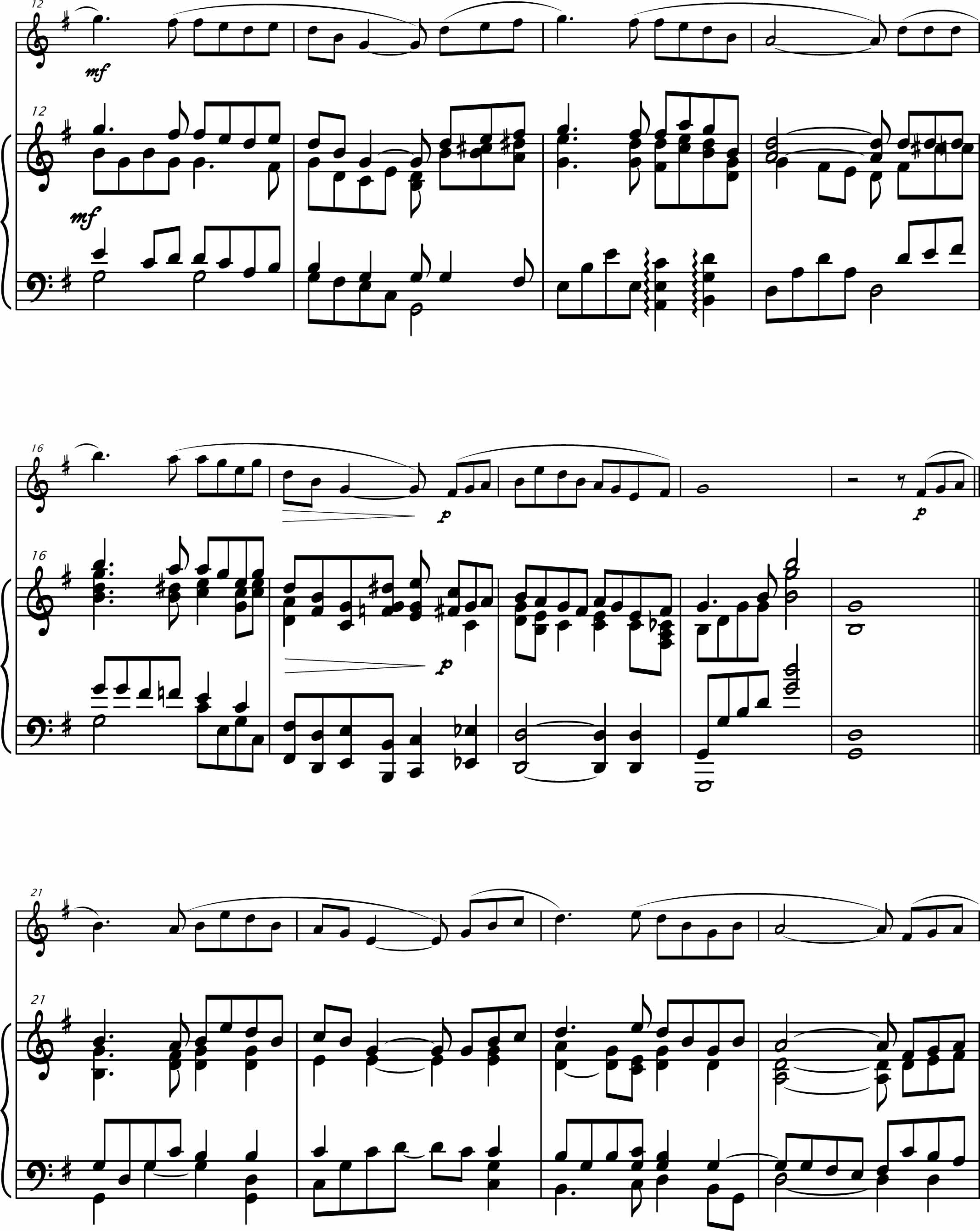 how to read violin sheet music