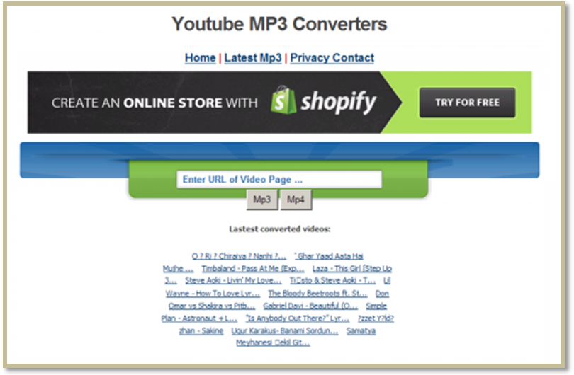 how to download songs from youtube into mp3