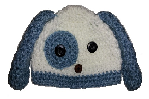 Smashwords – Crochet Puppy Dog Hat - A book by Poochie Baby - page 1 26e5711bcd3