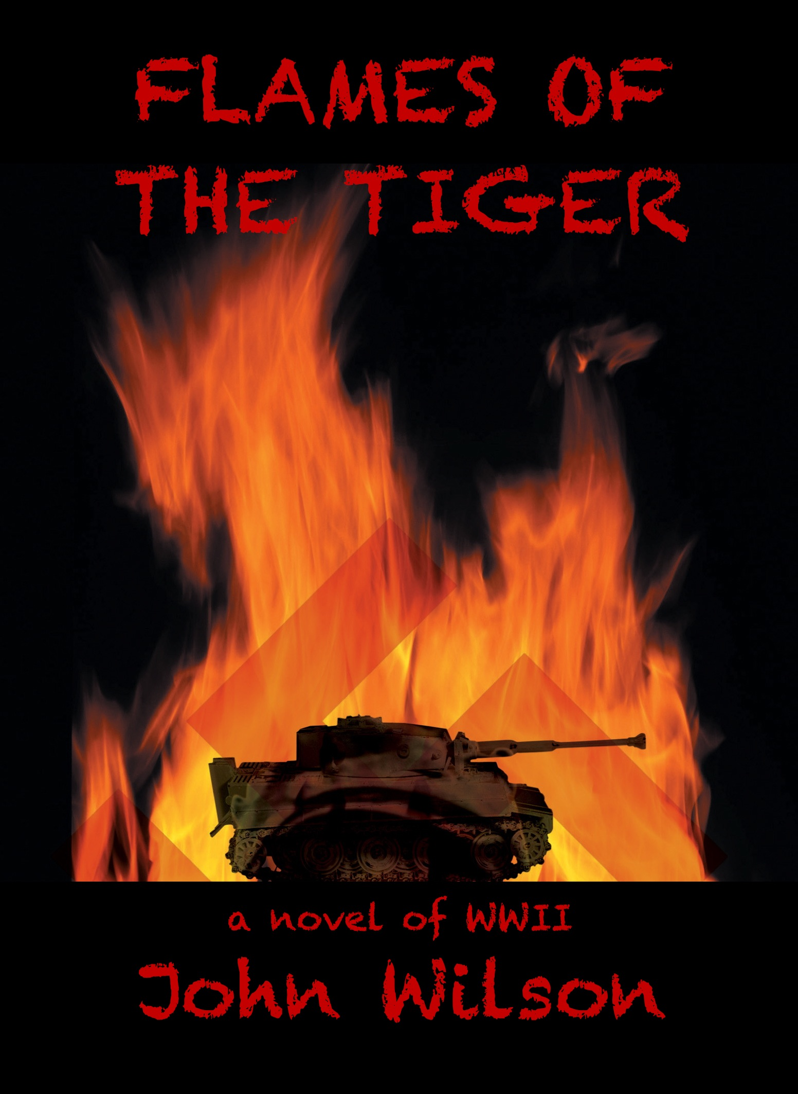smashwords flames of the tiger berlin 1945 a book by john wilson page 1. Black Bedroom Furniture Sets. Home Design Ideas