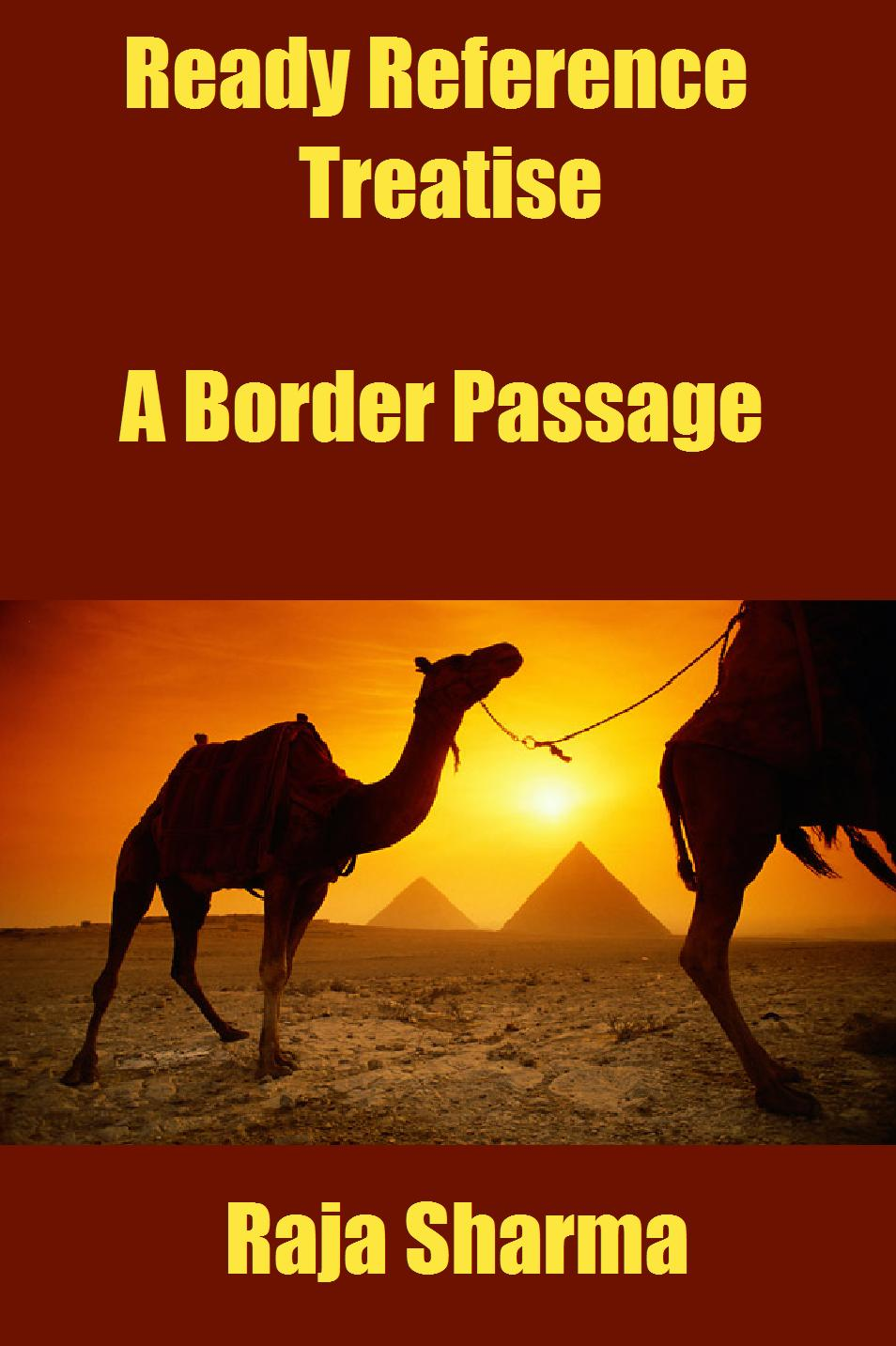 an excerpt from a border passage by leila ahmed