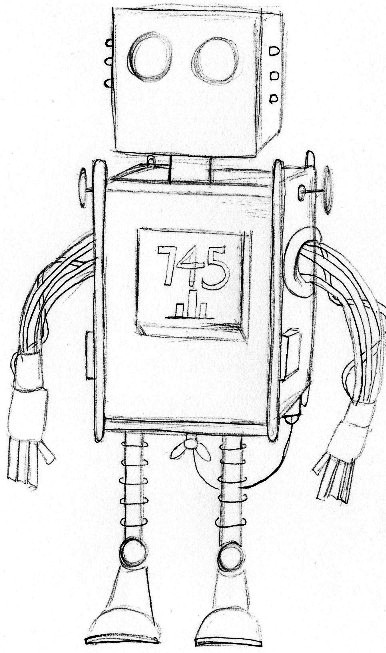 smashwords  u2013 how to draw robots by katie o