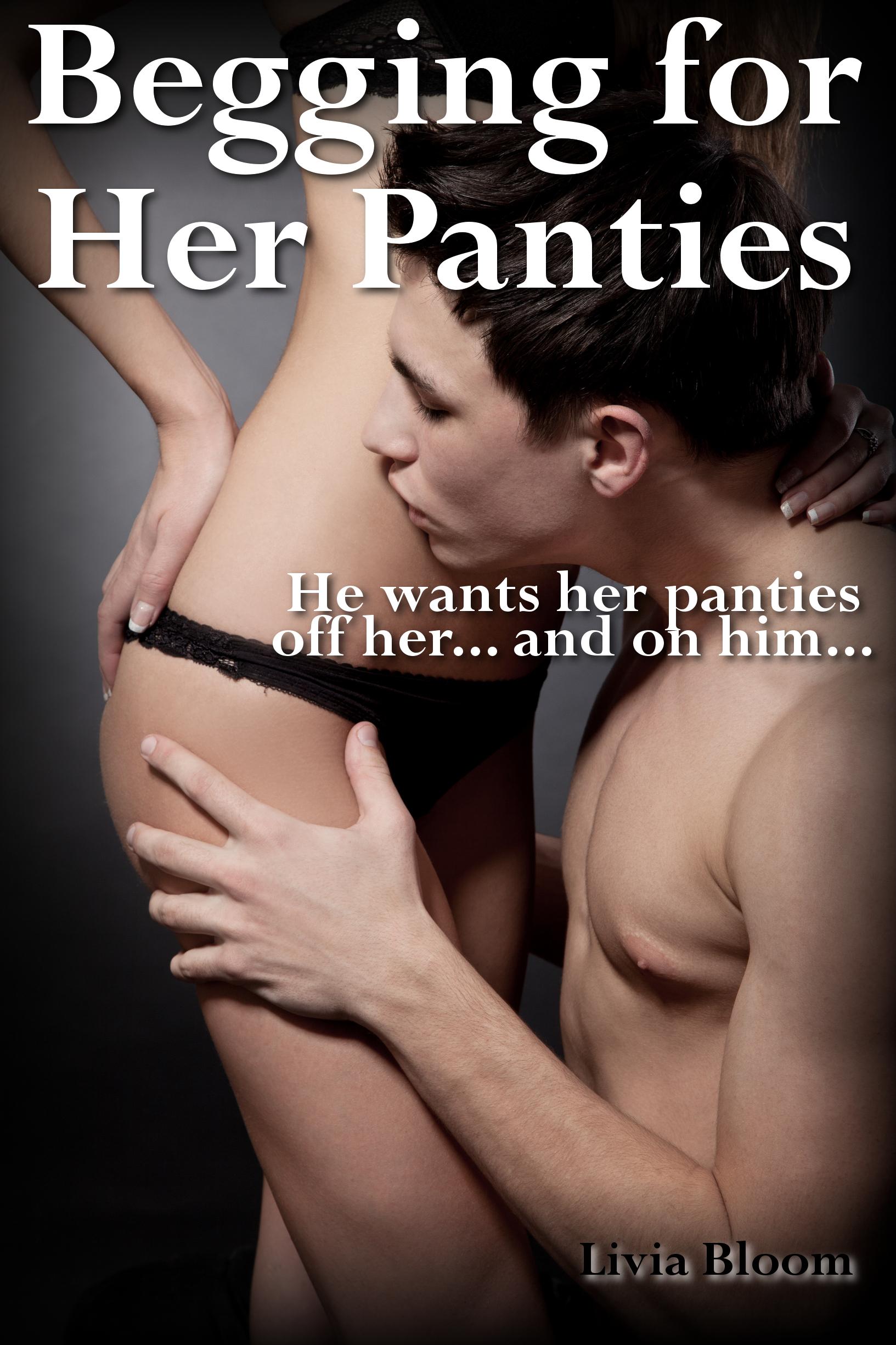 Femdom his panties