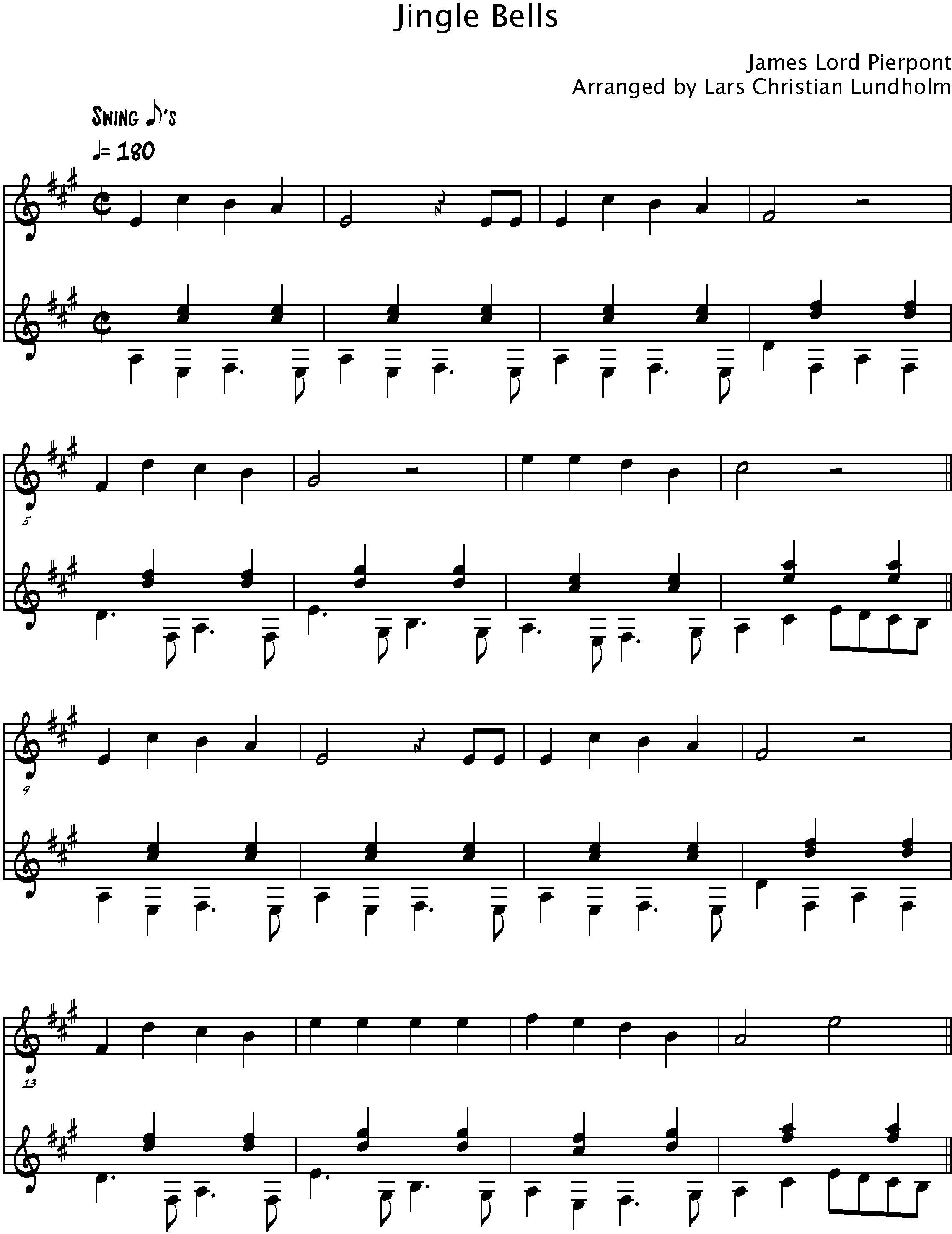 jingle bells violin sheet music - Oyu.armanmarine.co