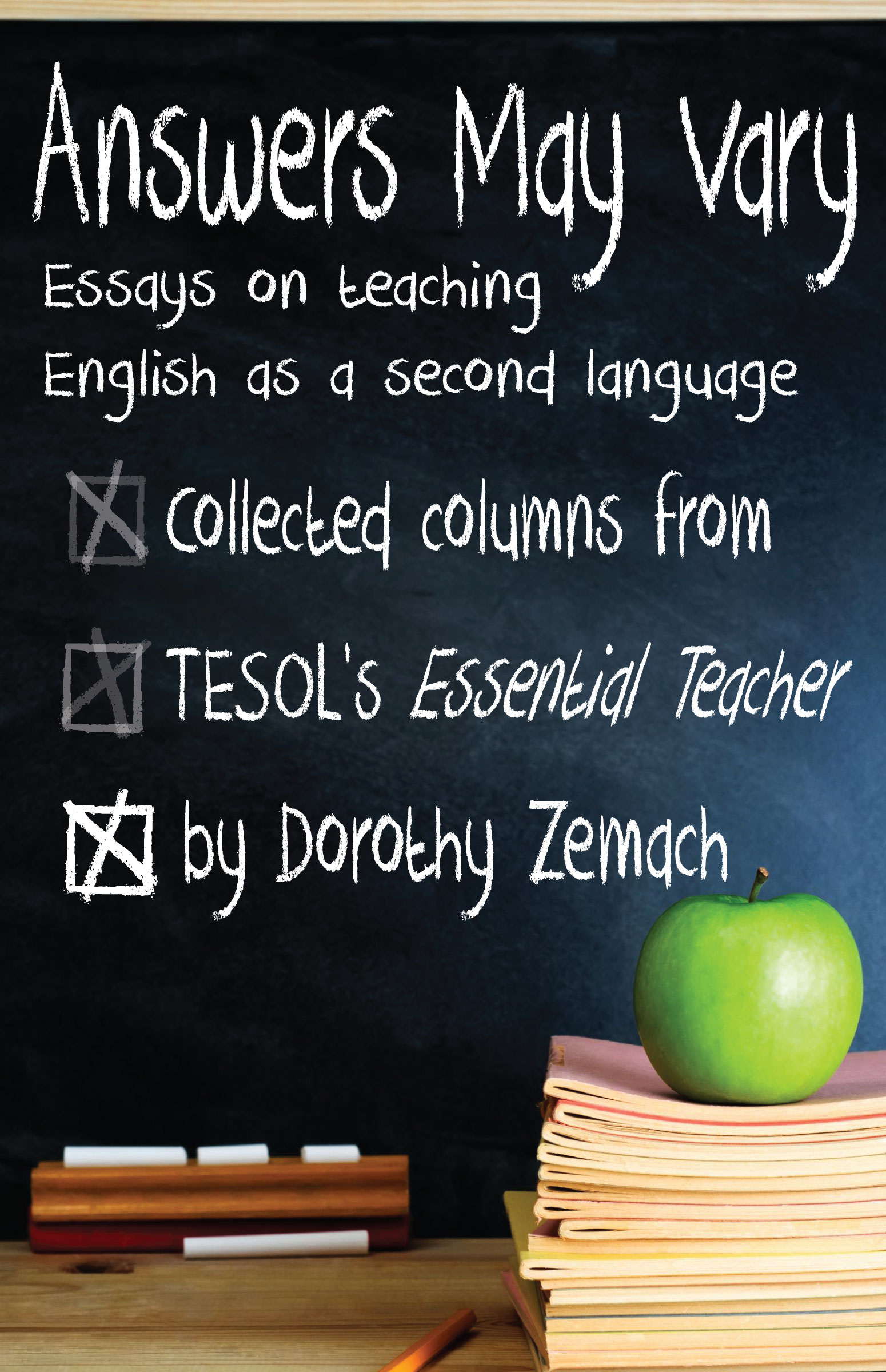 essays teaching english second language Teaching english as a second language teaching english as a second language (tesl) refers to teaching english to students whose first language is not english, usually offered in a region where english is the dominant language and natural english language immersion situations are apt to be plentiful.