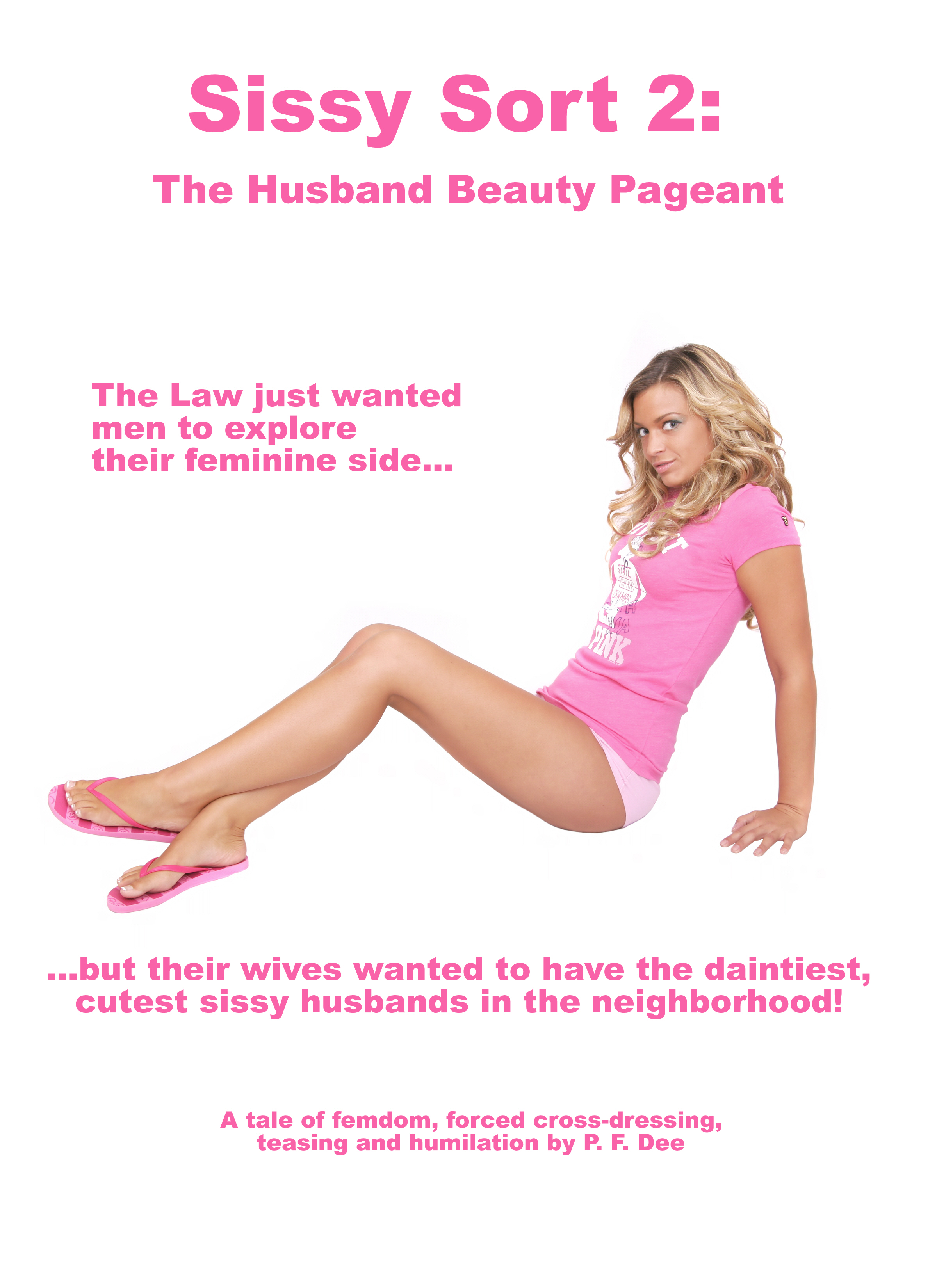Husband Is A Sissy