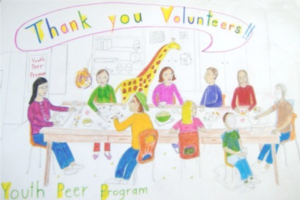 my volunteering experience essay In my work advising graduate students on their career development, i've   volunteer experience organizing and delivering a charity function.