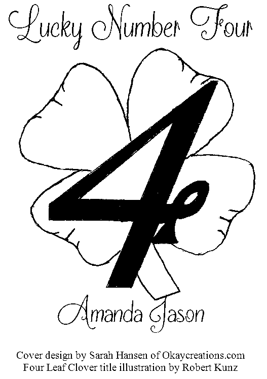 Smashwords – Lucky Number Four - A book by Amanda Jason - page 1