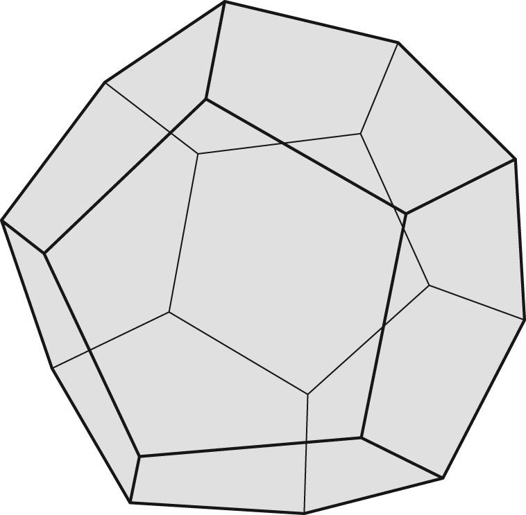 Картинки многоугольников объемные