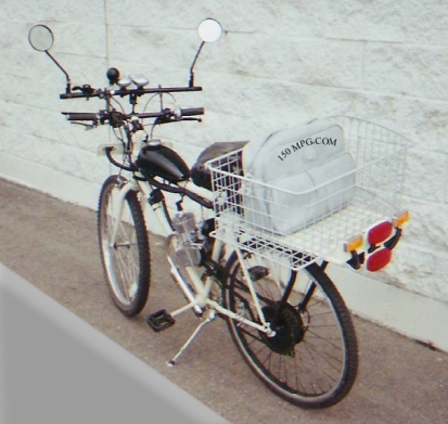 Gas Powered Street Bikes Bicycling And The Best Bike Ideas