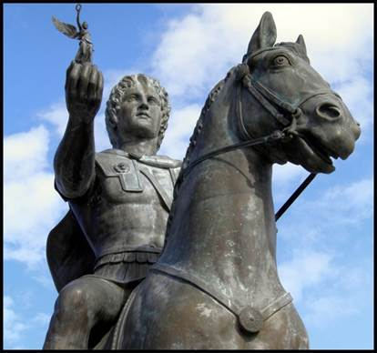 facts about alexander the great for kids