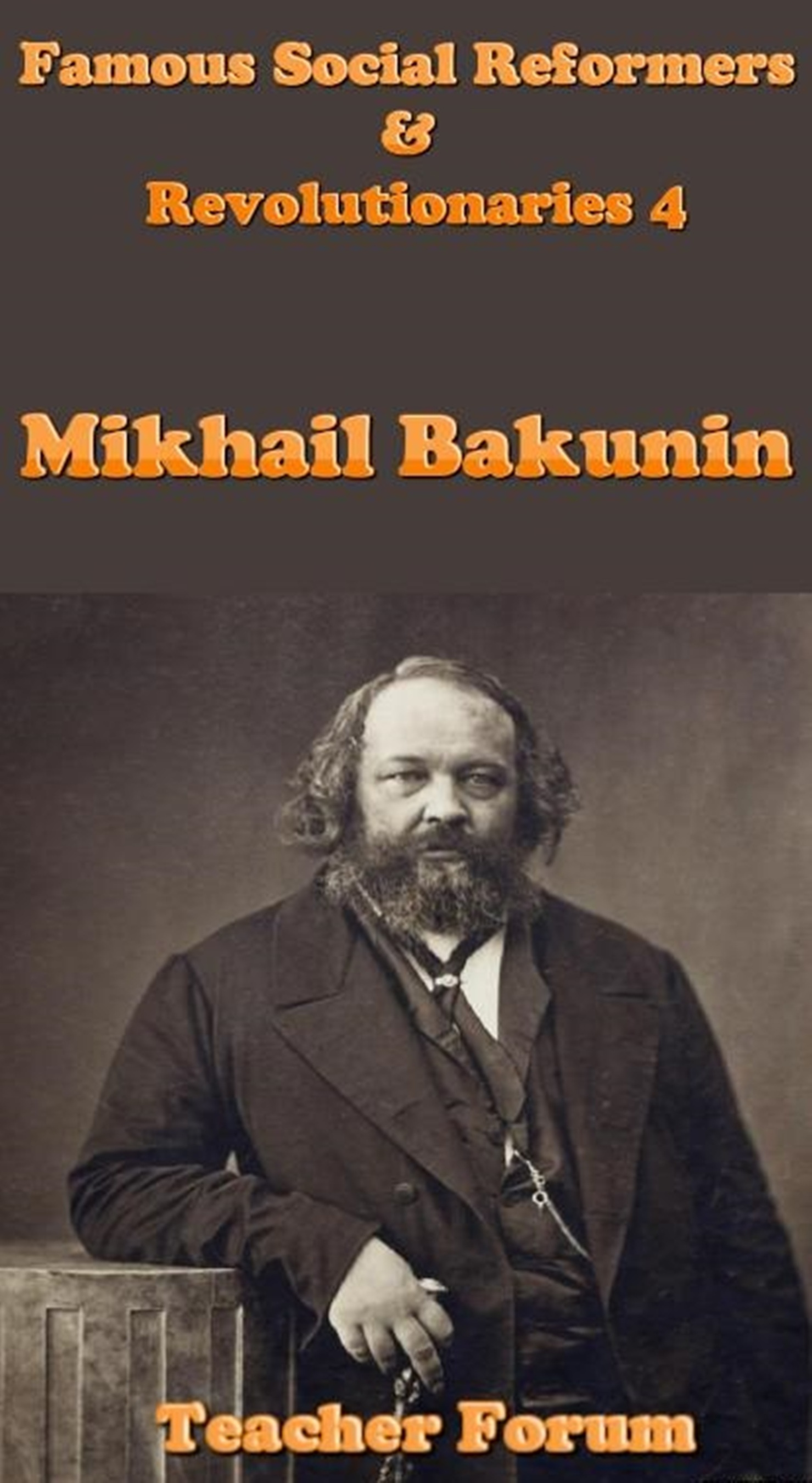 selected writings from mikhail bakunin essays on anarchism Qualitatively the best collection of bakunin's writings that currently exists, this selection presents the reader with some of bakunin's most.