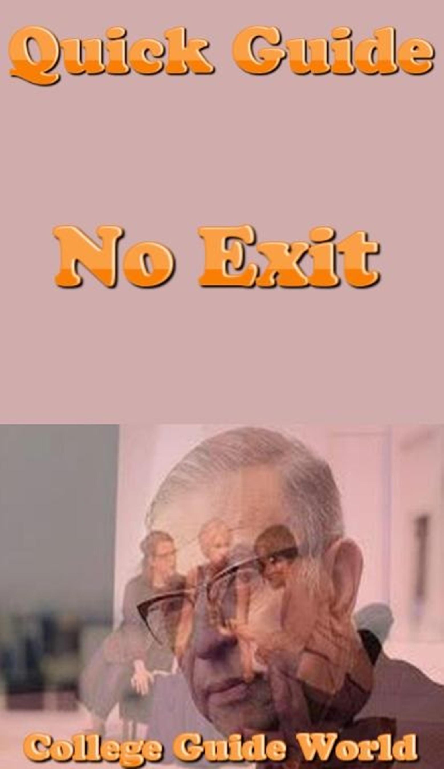 No Exit Themes - eNotes.com