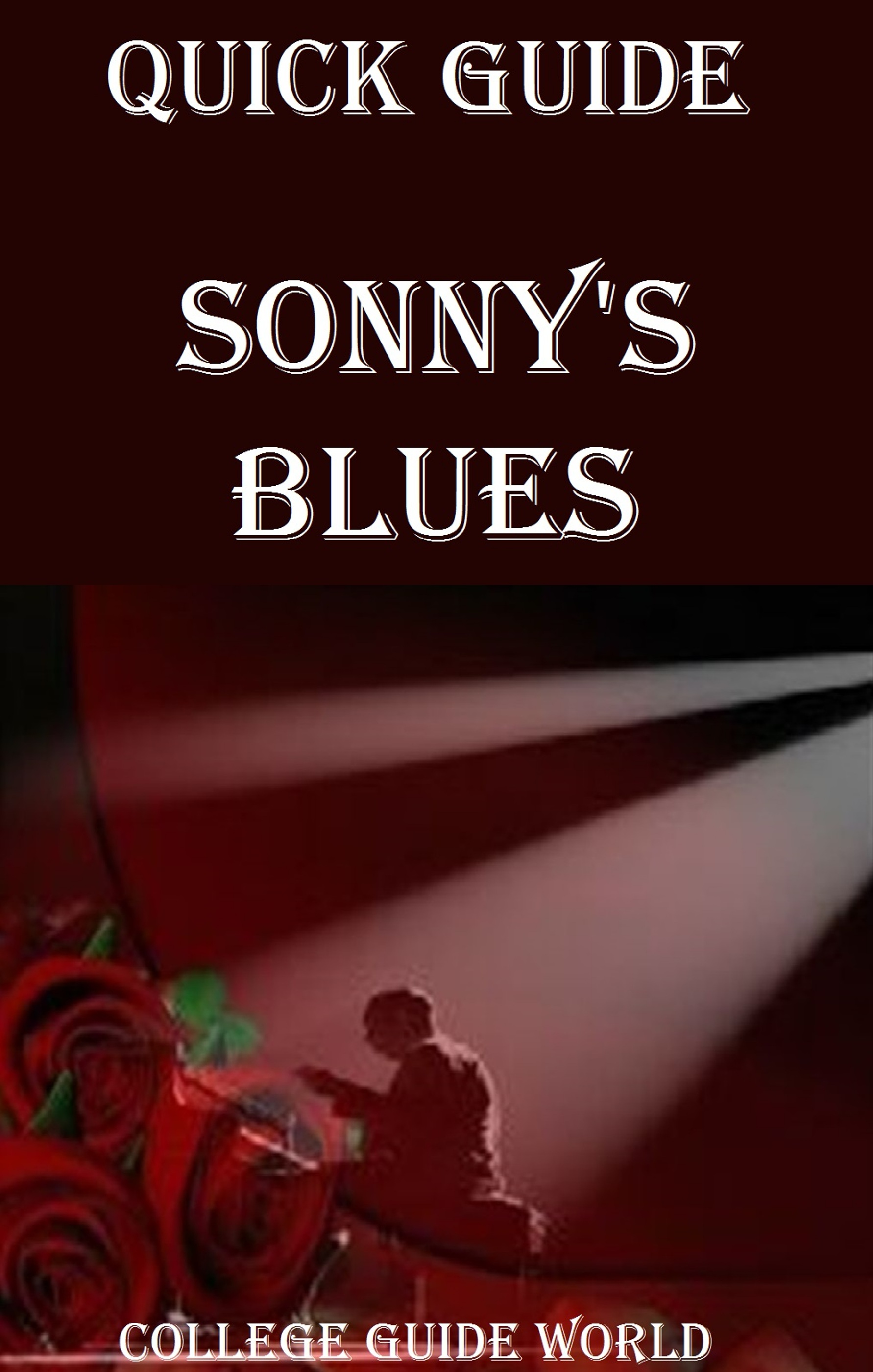 a review of james baldwins story sonnys blues Sonny's blues summary & study guide includes detailed  james baldwin describes the hopeless  and she decided they should keep the story secret from.