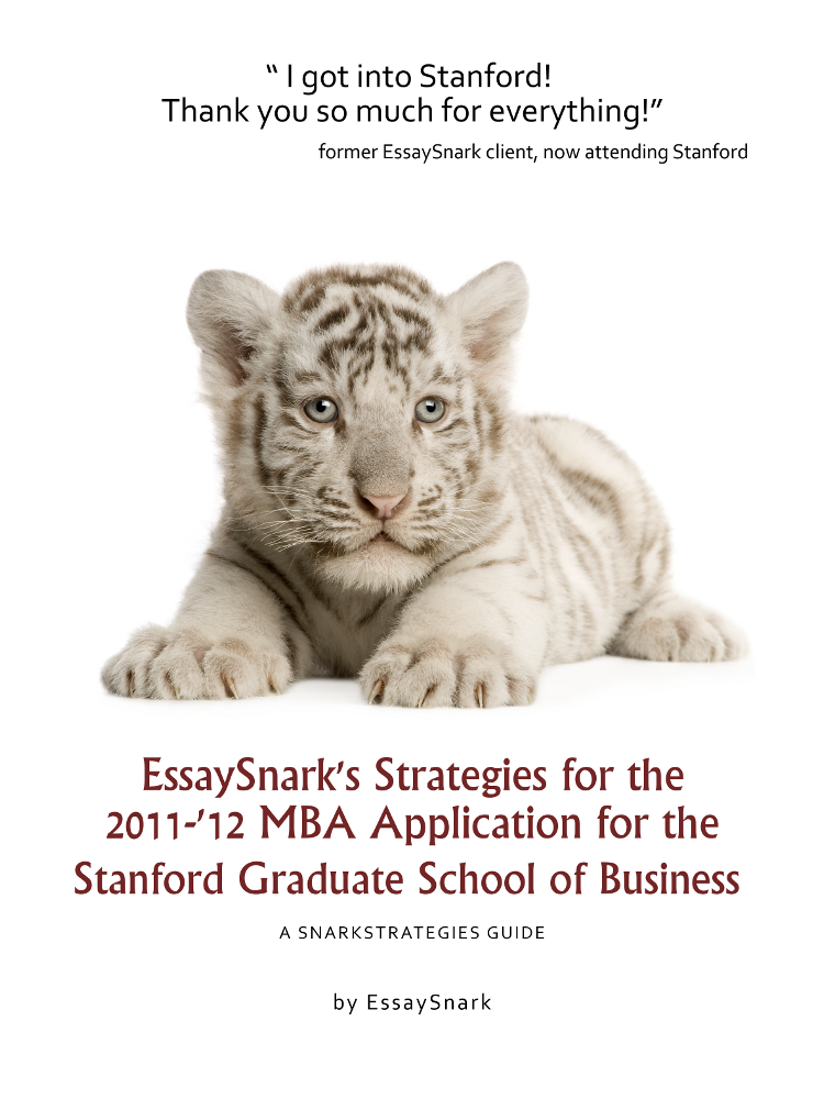 Stanford short essays